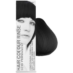 StarGazer Hair Colour Rinse Semi Permanent Pitch Black
