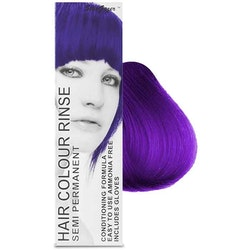 StarGazer Hair Colour Rinse Semi Permanent Violet