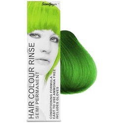 StarGazer Hair Colour Rinse Semi Permanent African Green