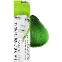 StarGazer Hair Colour Rinse Semi Permanent African Green