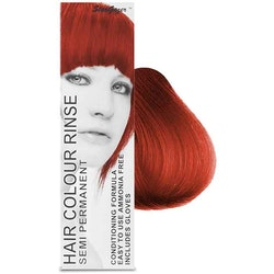 StarGazer Hair Colour Rinse Semi Permanent Foxy Red