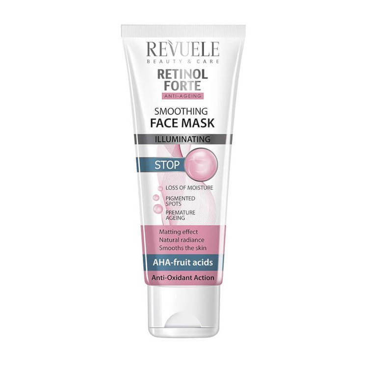 REVUELE Retinol Forte Smoothing Face Mask