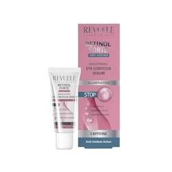 REVUELE Retinol Forte Brightening Eye Contour Serum