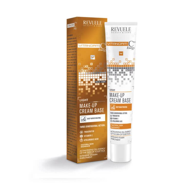 REVUELE Vitanorm C+Energy Light make-up cream base