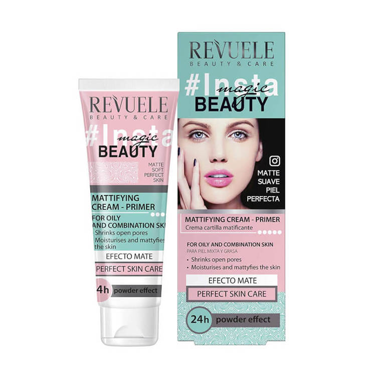 REVUELE Insta Magic Beauty Mattifying Cream Primer
