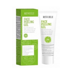 REVUELE Face Peeling Gel with AHA fruit acid