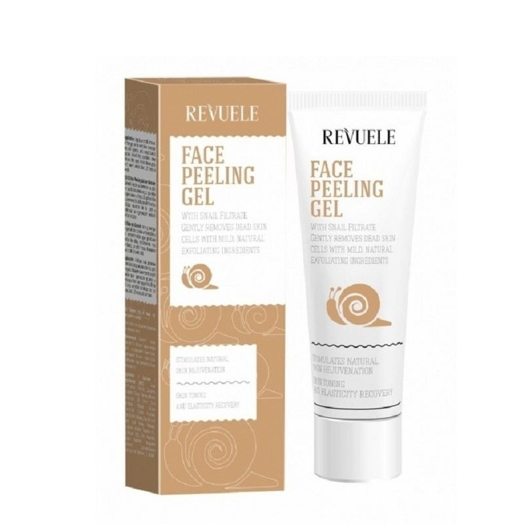 REVUELE Face Peeling Gel with Snail Extract