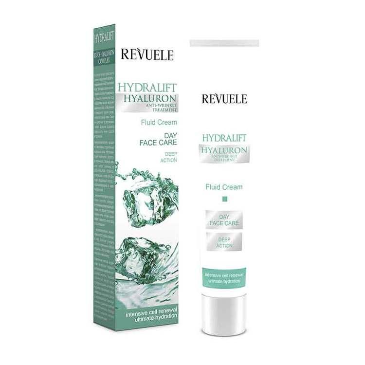 REVUELE Hydralift Hyaluron Day Fluid Cream