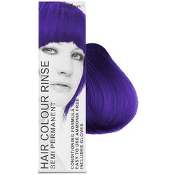 StarGazer Hair Colour Rinse Semi Permanent Ultra Blue
