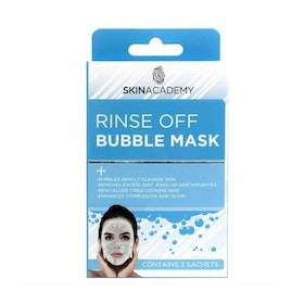 SKIN ACADEMY Rinse Off Bubble Mask
