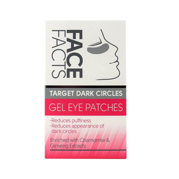 FACE FACTS Target Dark Circles Eye Patches