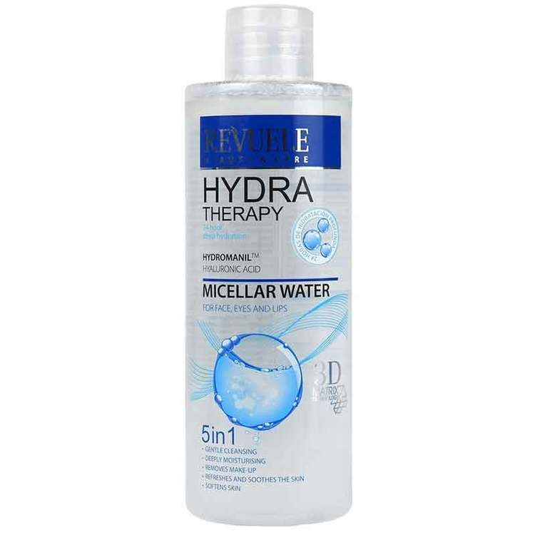 REVUELE Hydra Therapy Micellar Water 5in1