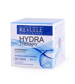 REVUELE Hydra Therapy Intense Moisturising Day Cream SPF 15