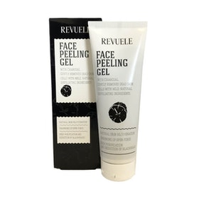 REVUELE Face Peeling Gel with Charcoal
