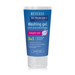 REVUELE No Problem Washing Gel Salicylic Acid 3in1