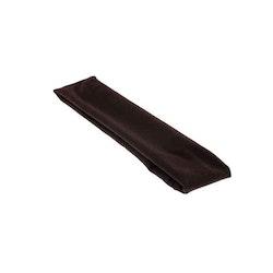 Hårband brun 5 cm