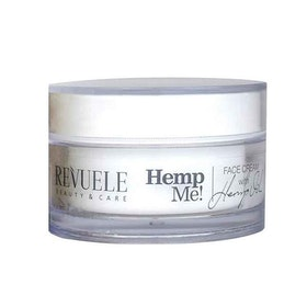 REVUELE Hemp Me! Face Cream With Hemp Seed Oil