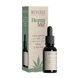 REVUELE Hemp Me! Face Serum With Hemp Seed Oil