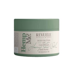 REVUELE Hemp Me! Body Butter With Hemp Seed Oil