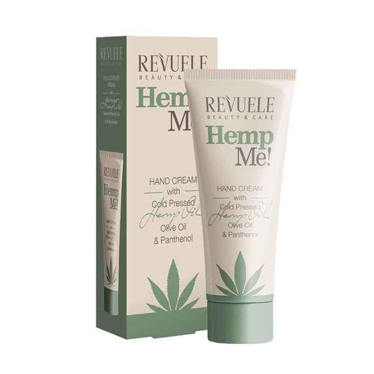 REVUELE Hemp Me! Hand cream With Hemp Seed Oil