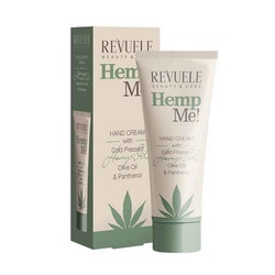 REVUELE Hemp Me! Hand cream With Hemp Seed Oil