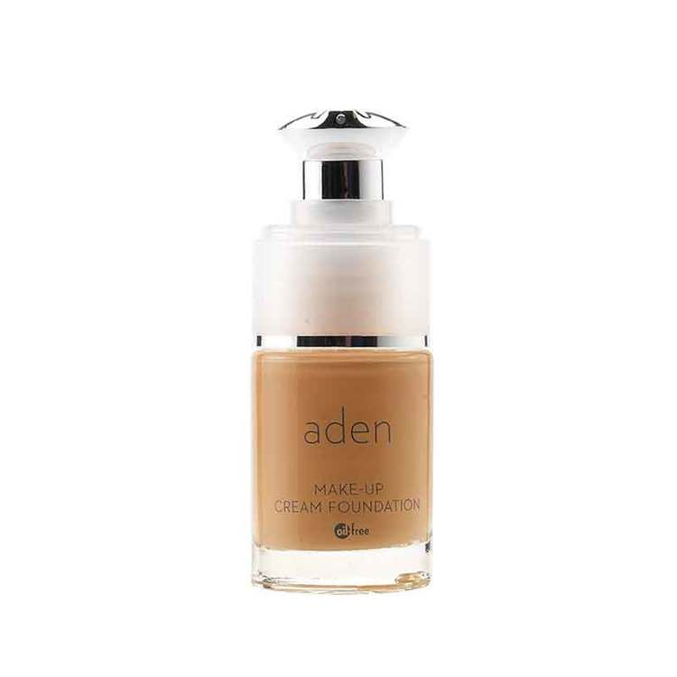 Aden Cream Foundation 03 Terracotta
