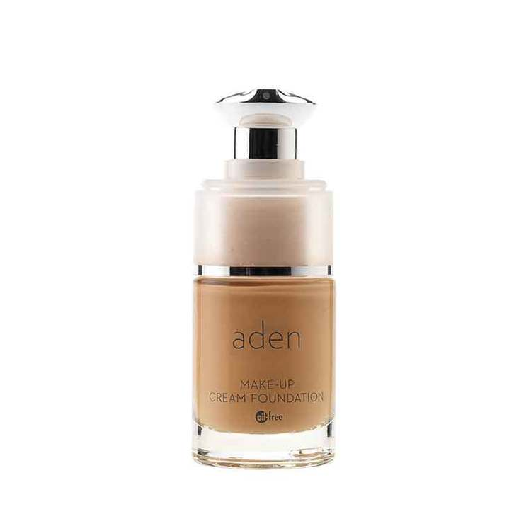Aden Cream Foundation 05 Fudge