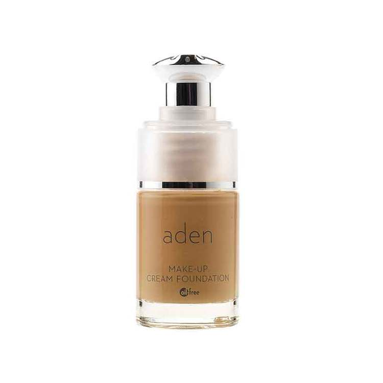 Aden Cream Foundation 04 Ivory