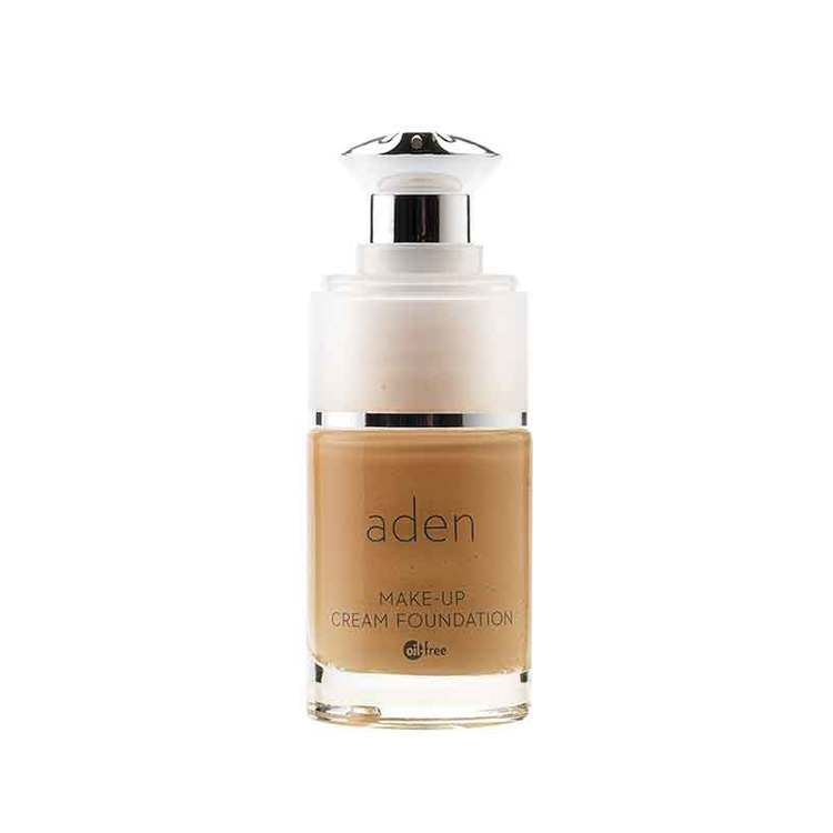 Aden Cream Foundation 08 Caramel