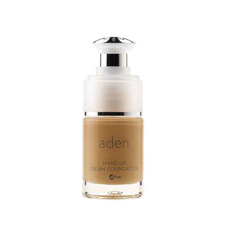 Aden Cream Foundation 07 Porcelain
