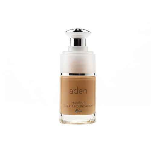 Aden Cream Foundation 06 Soft Honey