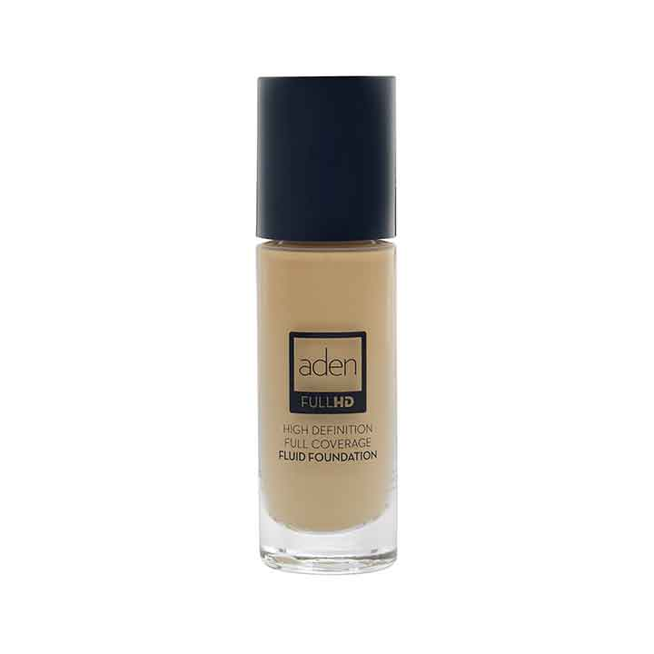 Aden Full HD Fluid Foundation 05 Honey