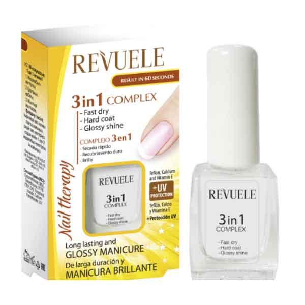 REVUELE 3in1 Complex Nails