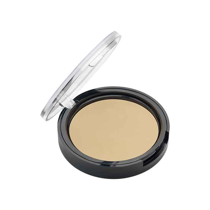 Aden Professional Silky Matt Compact Powder 03 Soft Honey