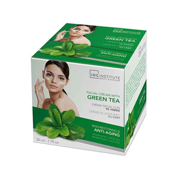 IDC INSTITUTE Face Cream Green Tea