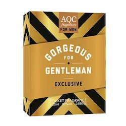 AQC Fragrances Gorgeous For Gentleman Exclusive Pocket