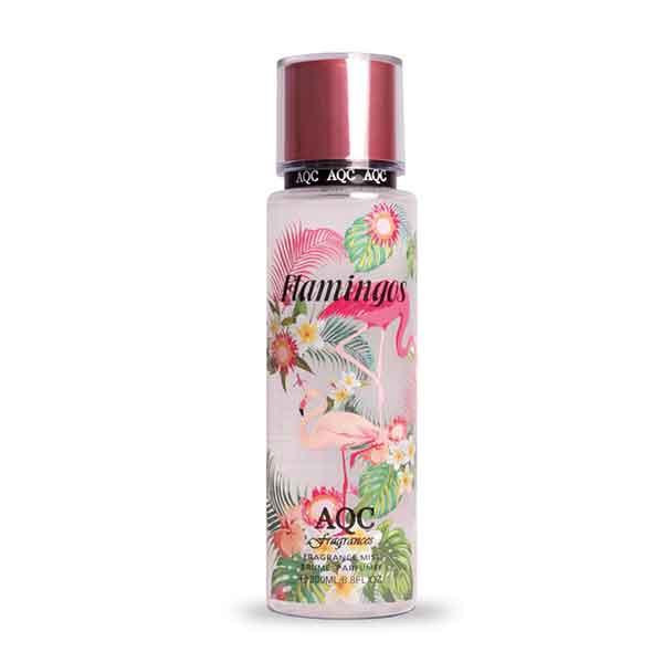 AQC Fragrances Flamingos Body Mist 200 ml