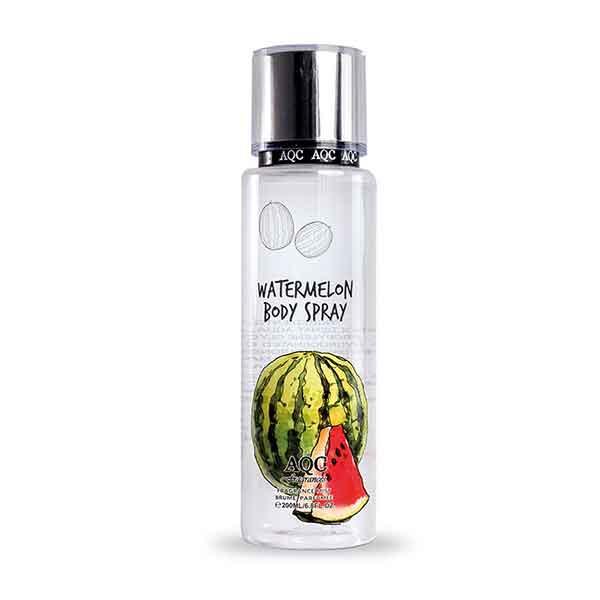 AQC Fragrances Watermelon Body Spray 200 ml
