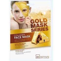 IDC INSTITUTE Gold Collagen Face Mask Hyaluronic