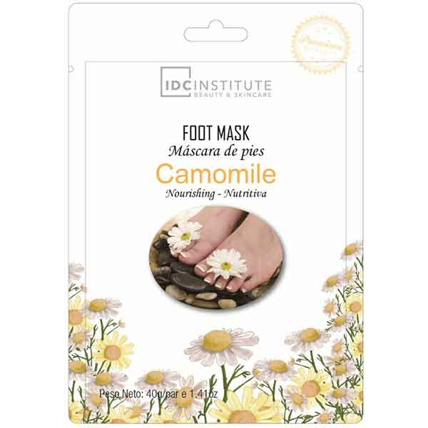IDC INSTITUTE Foot Mask Camomile
