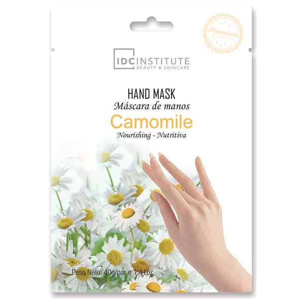 IDC INSTITUTE Hand Mask Camomile