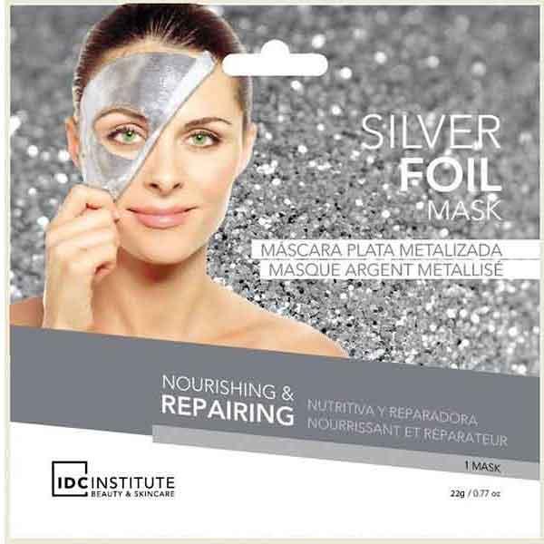 IDC INSTITUTE Silver Foil Mask Nourishing & Reparing