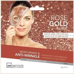 IDC INSTITUTE Rose Gold Mask Moisturising & Anti-Wrinkle