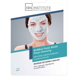 IDC INSTITUTE Bubble Face Mask Deep Cleansing
