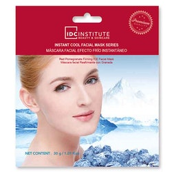 IDC INSTITUTE Red Pomegranate Firming ICE Facial Mask