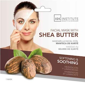 IDC INSTITUTE Facial Mask With Shea Butter Softening & Soothing