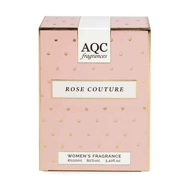 AQC Fragrances Rose Couture