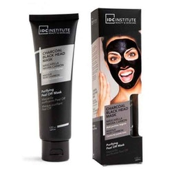 IDC INSTITUTE Charcoal Black Head Mask Peel off 120 ml