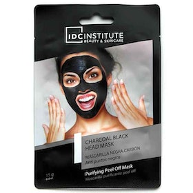 IDC INSTITUTE Charcoal Black Head Peel Off Mask