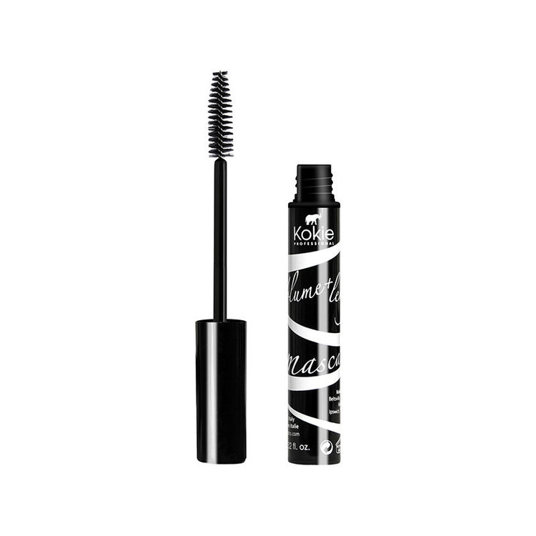 Kokie Volume + Length Mascara Black